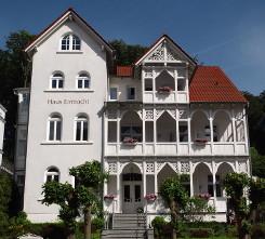 Haus Eintracht - Ferienwohnungen in Sellin auf Rügen